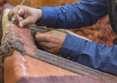 rug re-weaving in nyc